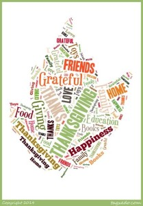 thanksgiving tagxedo