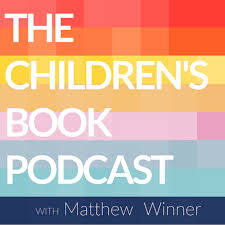 The Children's Book Podcast logo
